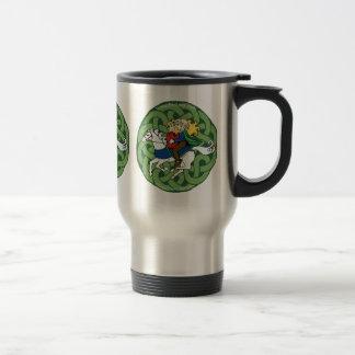 Las tazas célticas, Ossiean y Niev diseñan #1