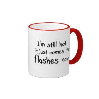 Las tazas de café divertidas asaltan ideas del