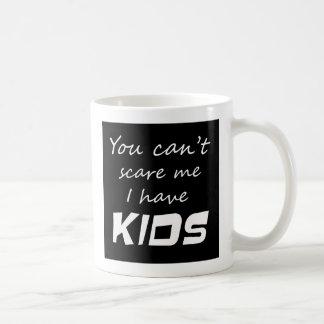 Las tazas de café divertidas de la diversión de