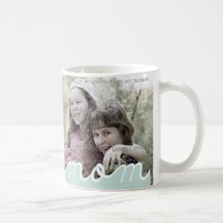 Las tazas de la foto del día de madre personalizar