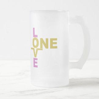 Las tazas de la igualdad/un amor de la boda -