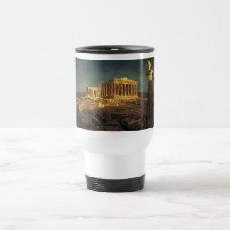 """Las tazas del """"Parthenon"""" de la iglesia - elija el"""