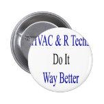 Las tecnologías de la HVAC R lo hacen manera mejor Pin