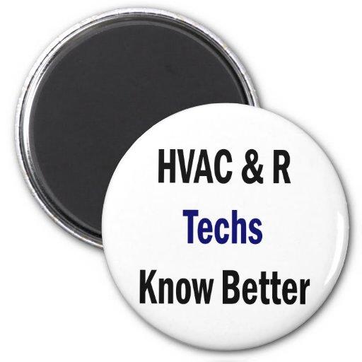 Las tecnologías de la HVAC R saben mejor Imán Redondo 5 Cm