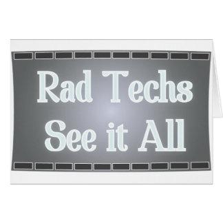 Las tecnologías del Rad lo consideran todo (la pel Tarjetas