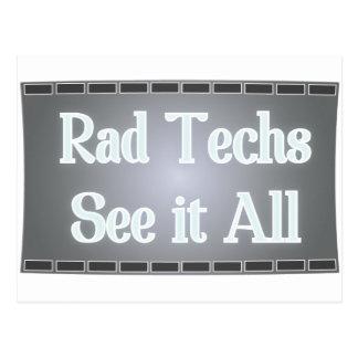 Las tecnologías del Rad lo consideran todo (la Postal