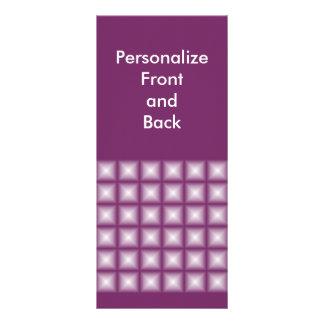 Las tejas chispeantes de la gema eligen su color tarjetas publicitarias personalizadas
