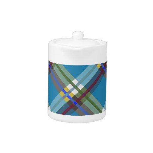 Las telas escocesas, controles, tartanes labran
