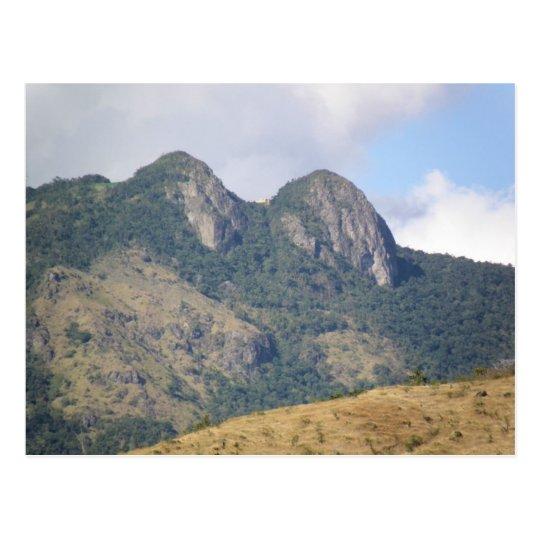 Las Tetas de Cayey Postcard