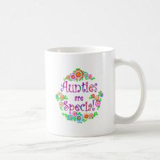 Las TÍAS son especiales Taza De Café
