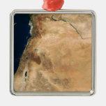 Las tierras de Israel a lo largo de la orilla del  Ornatos
