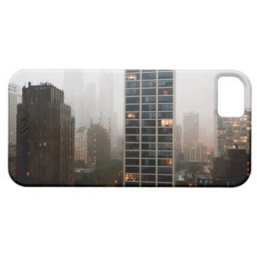 Las torres, las propiedades horizontales y Hancock Funda Para iPhone SE/5/5s
