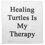 Las tortugas curativas son mi terapia