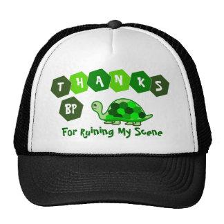 Las tortugas dicen las gracias BP Gorras De Camionero