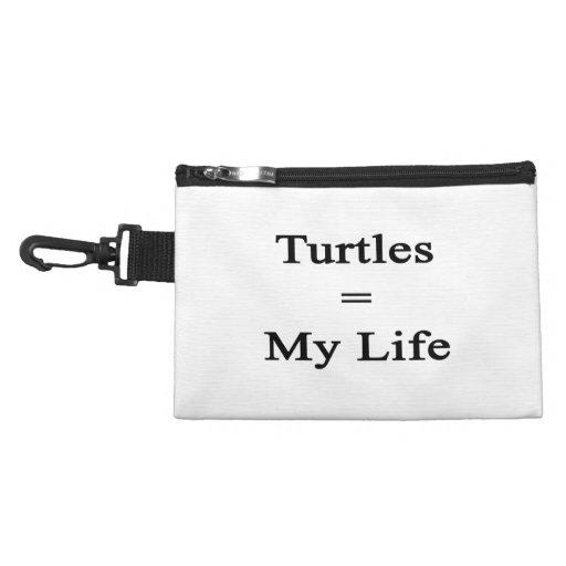 Las tortugas igualan mi vida
