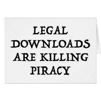 Las transferencias directas legales están matando tarjeta
