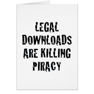 Las transferencias directas legales están matando tarjeton