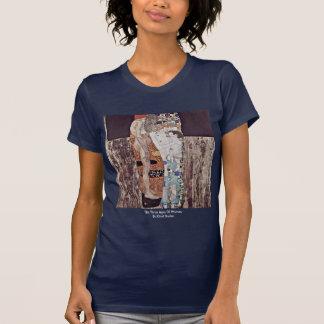 Las tres edades de la mujer de Klimt Gustavo Camiseta