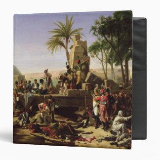 Las tropas pararon en los bancos del Nilo