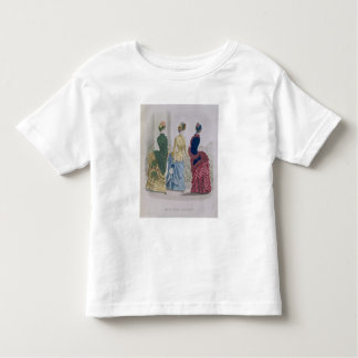 Las últimas modas de París, vestidos de tres días Playera