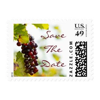 Las uvas del lagar ahorran los sellos de la fecha