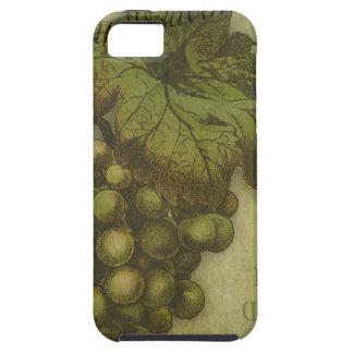 Las uvas del valor para la madre iPhone 5 funda
