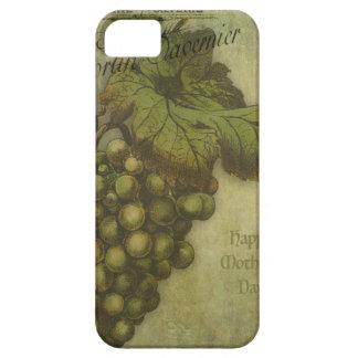 Las uvas del valor para la madre iPhone 5 fundas