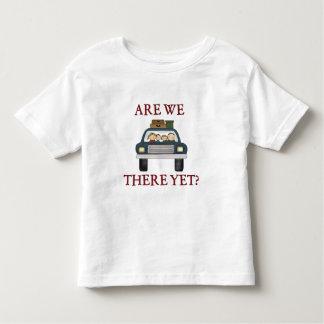 Las vacaciones son nosotros allí todavía tee shirt