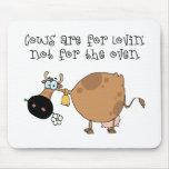Las vacas están para Lovin Tapete De Ratones