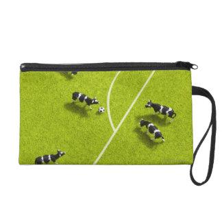 Las vacas que juegan a fútbol
