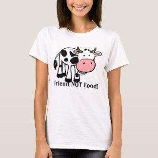 Las vacas son camiseta de los amigos para los