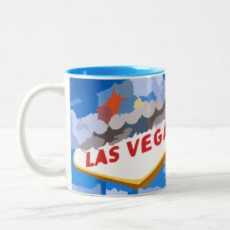 las-vegas-308001  las vegas welcome sign open sky coffee mugs