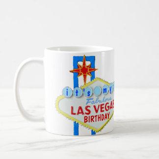 Las Vegas 30thBirthday Taza De Café