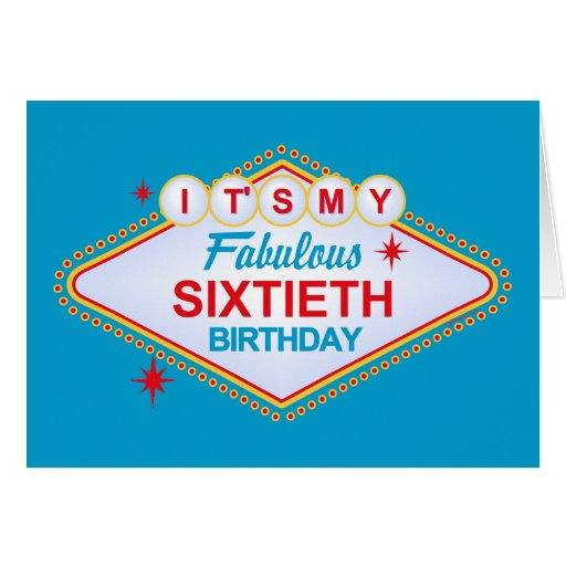 60th Birthday, Birthday Party Centerpieces And 60th