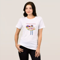 Las Vegas 60th Birthday Fit Jersey T-Shirt