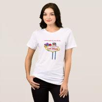 Las Vegas 60th Birthday Fit Jersey T-Shirt