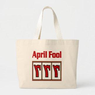 Las Vegas 777 April Fool Classic Tote Bag