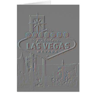 Las Vegas Alien Invitations