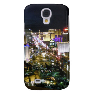 Las Vegas at Night Samsung Galaxy S4 Case