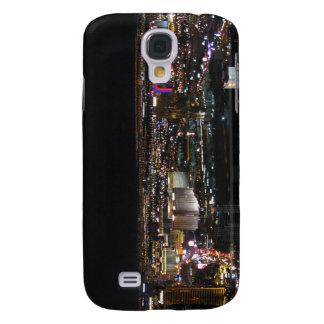 Las Vegas at Night Galaxy S4 Case