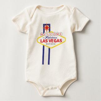 las vegas baby bodysuit