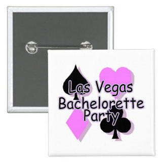 Las Vegas Bachelorette Party Button