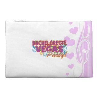 Las Vegas bachelorette wedding bridal shower party Travel Accessory Bag