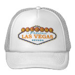 Las Vegas Basketball Logo Hat