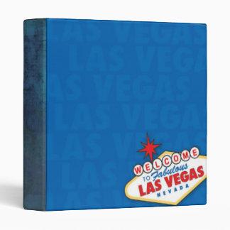 Las Vegas Binder