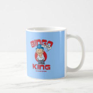 Las Vegas Bingo King Mug