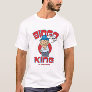 Las Vegas Bingo King T-Shirt