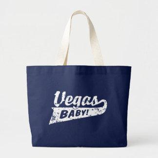 Las Vegas Bolsa De Tela Grande