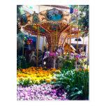 Las Vegas Botanical Garden Post Card