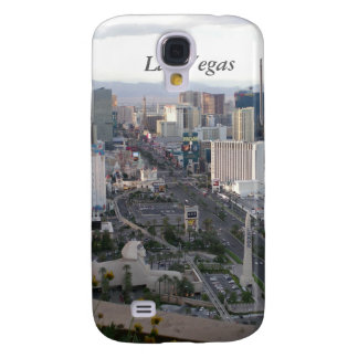 Las Vegas Boulevard Aerial Photography Samsung Galaxy S4 Cases